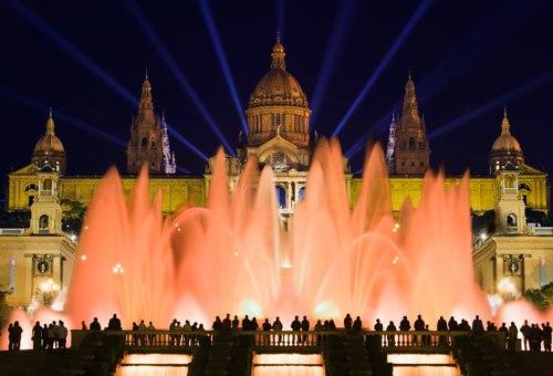 Agosto 2015 a Barcellona: cada dia es un dia de fiesta