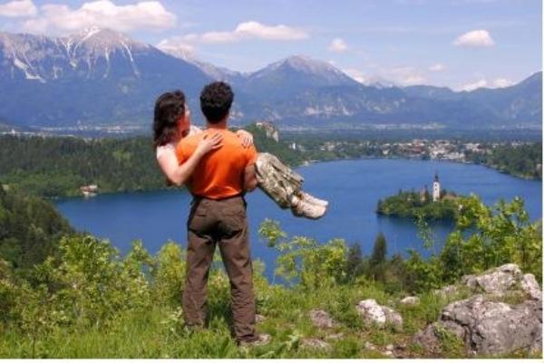 Viaggio di Nozze in montagna: i consigli di BagExpress
