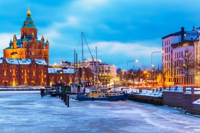 Viaggio di Nozze in inverno: Finlandia