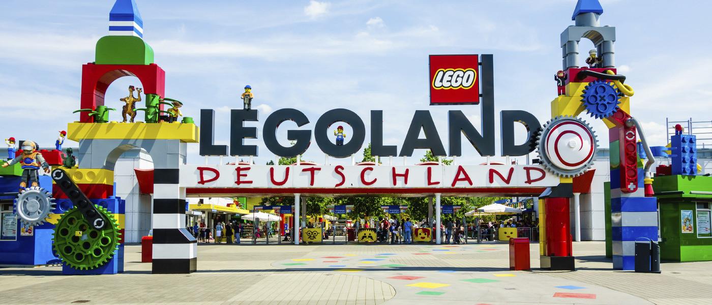 Viaggi con bambini: Legoland