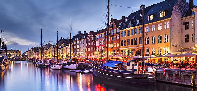 Canale-Nyhavn - Copenaghen