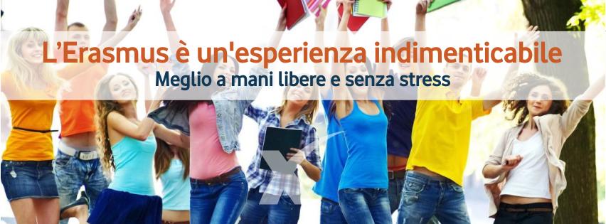 Spedire bagagli in Italia ed Europa: vai in Erasmus con bagexpress