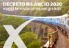 Decreto Rilancio 2020: viaggi ferroviari e musei gratuiti