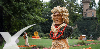 In Germania, il festival della zucca più grande del mondo